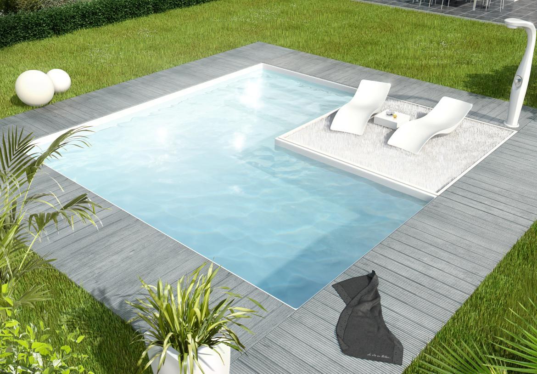 Conseils pour construire une piscine design dans votre jardin ...