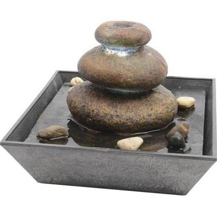 Fontaine Intérieure Pyramide
