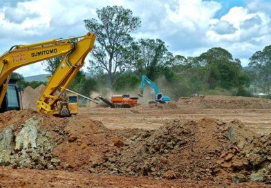 Préparer le terrain à la construction grâce au terrassement