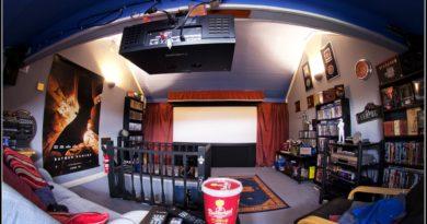 home cinéma maison