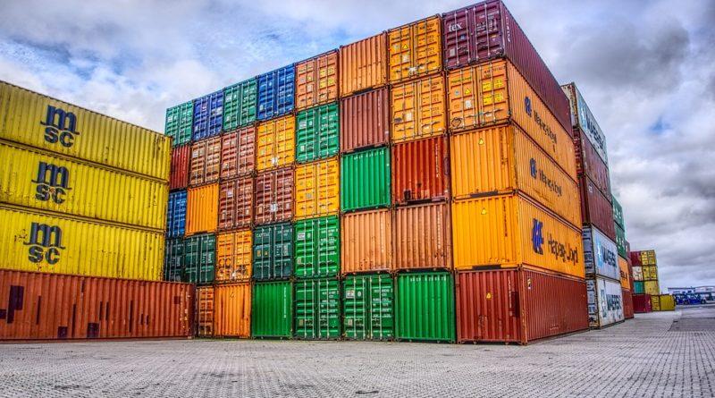 usage professionnel container maritime aménagé