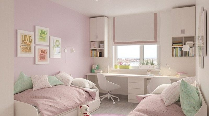 Quelles couleurs choisir pour la chambre de jumeaux ?
